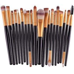 NEW-20pcs Makeup Brushes Set Eye Shadow  Eyeliner